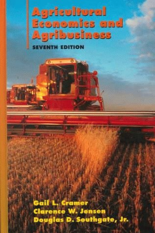 9780471173762: Agricultural Economics and Agribusiness