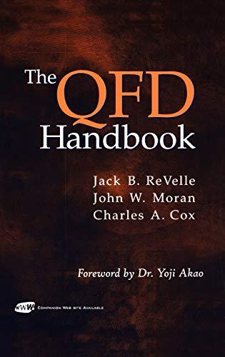 9780471173816: The QFD Handbook
