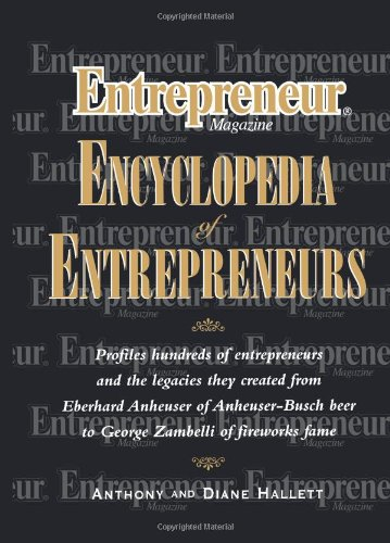 9780471175360: Entrepreneur? Magazine Encyclopedia of Entrepreneurs