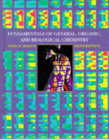 9780471175742: Fundamentals of General, Organic, and Biological Chemistry