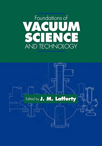 9780471175933: Foundations of Vacuum Science and Technology