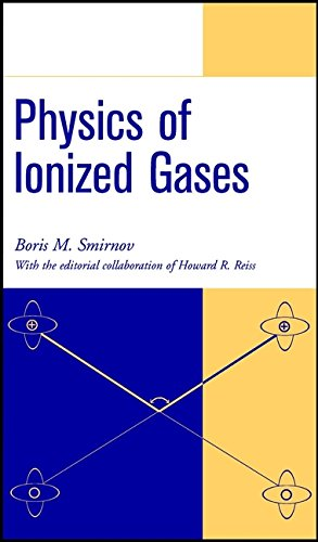 9780471175940: Physics of Ionized Gases (A Wiley-Interscience Publication)