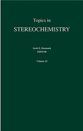 9780471176220: Topics in Stereochemistry: v. 23
