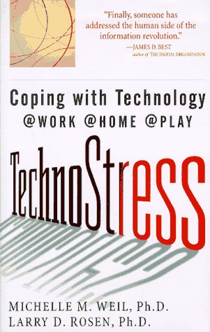 9780471177098: Technostress: Coping With Technology Work Home Play
