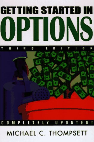 9780471177586: Getting Started in Options