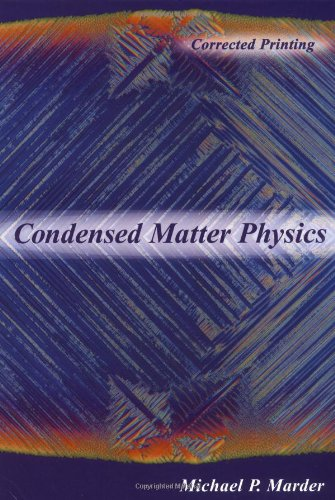 9780471177791: Condensed Matter Physics (Wiley-Interscience)