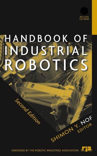 Handbook of Industrial Robotics (Mixed media product)