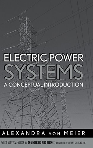 9780471178590: Electric Power Systems: A Conceptual Introduction