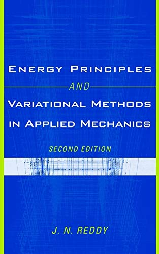 9780471179856: Energy Principles and Variational Methods in Applied Mechanics