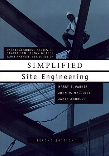 9780471179870: Simplified Site Engineering