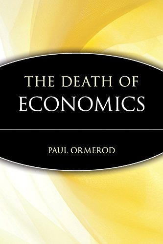9780471180005: The Death of Economics