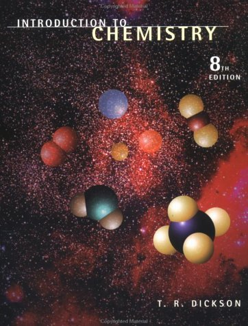 9780471180425: Introduction to Chemistry