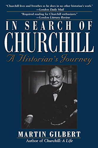 9780471180722: In Search of Churchill: A Historian's Journey