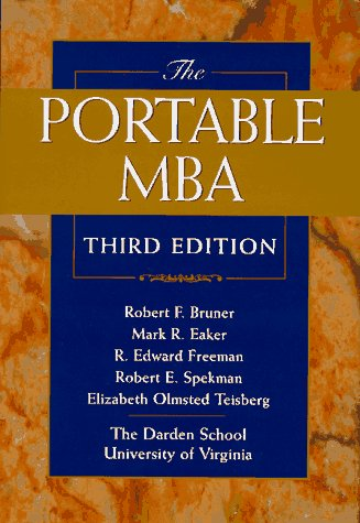 The Portable MBA, 3rd Edition