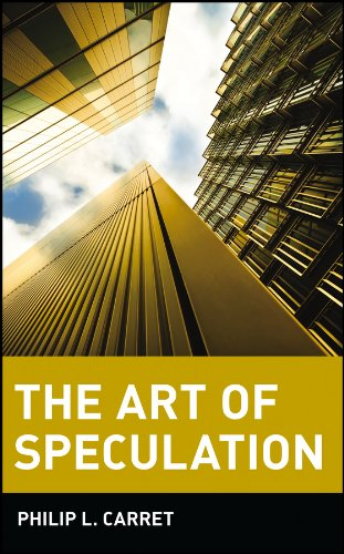 9780471181880: The Art of Speculation (Wiley Investment Classic)