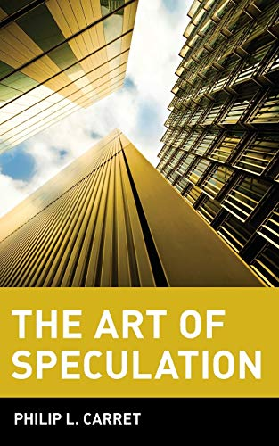 9780471181880: The Art of Speculation