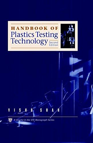 9780471182023: Handbook of Plastics Testing Technology (Society of Plastics Engineers Monographs)