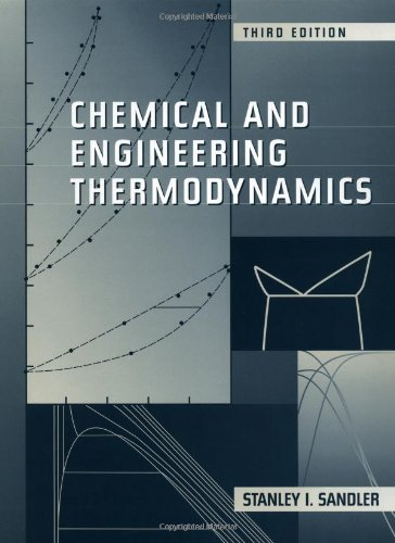 9780471182108: Chemical and Engineering Thermodynamics
