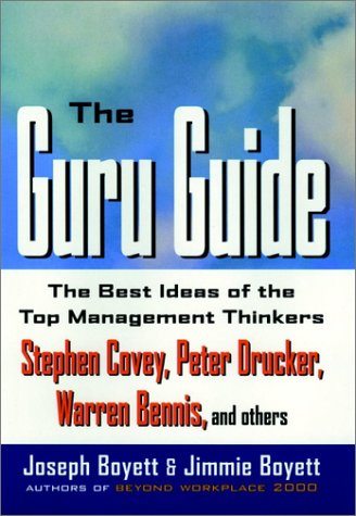 9780471182429: The Guru Guide: The Best Ideas of the Top Management Thinkers
