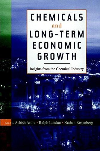 CHEMICALS AND LONG-TERM ECONOMIC GROWTH: Arora, Ashish, Landau,