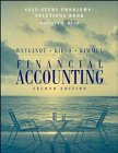 9780471182498: Financial Accounting, Self Study Problems and Solutions