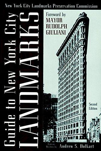 9780471182894: Guide to New York City Landmarks