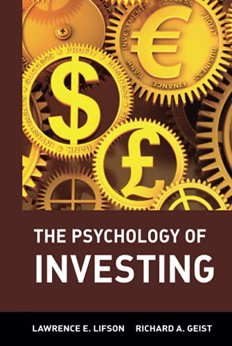 9780471183396: Psychology of Investing (Wiley Investment)