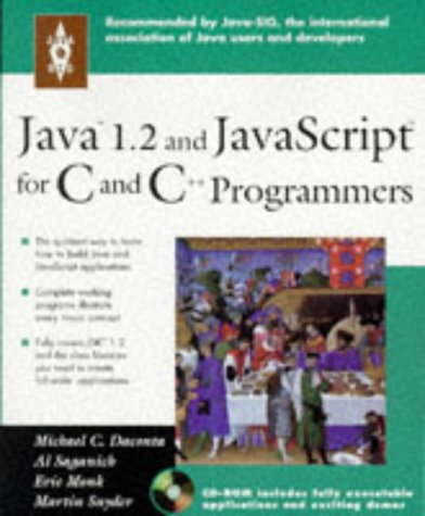 9780471183594: Java 1.2 and JavaScript for C and C++ Programmers