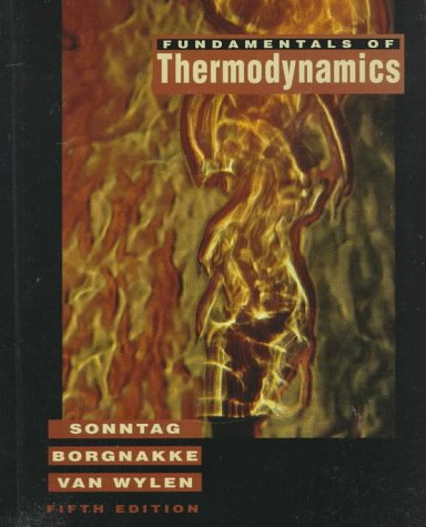 9780471183617: Fundamentals of Thermodynamics