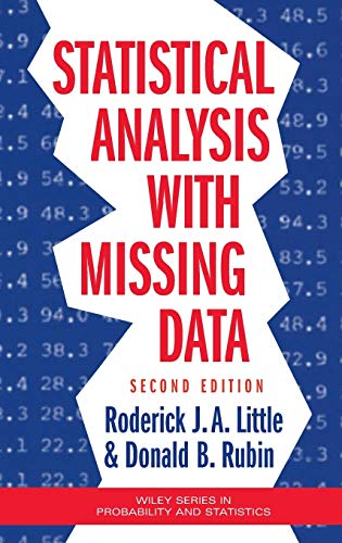 9780471183860: Statistical Analysis with Missing Data
