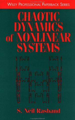 9780471184348: Chaotic Dynamics of Nonlinear Systems