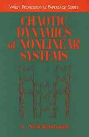 9780471184348: Chaotic Dynamics of Nonlinear Systems (Wiley Professional)