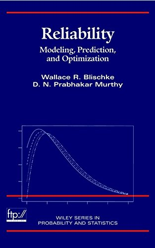 9780471184508: Reliability: Modeling, Prediction, and Optimization