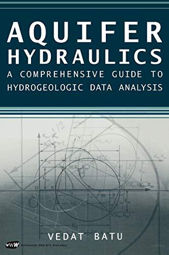 9780471185024: Aquifer Hydraulics: A Comprehensive Guide to Hydrogeologic Data Analysis