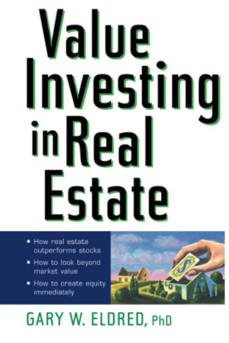 9780471185208: Value Investing in Real Estate