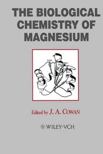 9780471185833: The Biological Chemistry of Magnesium