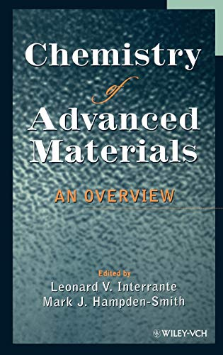 9780471185901: Chemistry of Advanced Materials: An Overview