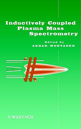 9780471186205: Inductively Coupled Plasma Mass Spectrometry