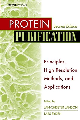 9780471186267: Protein Purification: Principles, High-Resolution Methods, and Applications