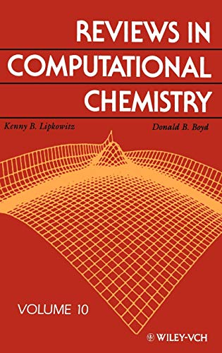 Reviews in Computational Chemistry (Hardback): Kenny B. Lipkowitz