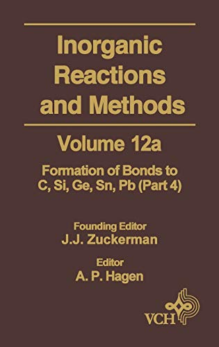 Inorganic Reactions and Methods, The Formation of Bonds to Elements of Group IVB (C, Si, Ge, Sn, Pb...