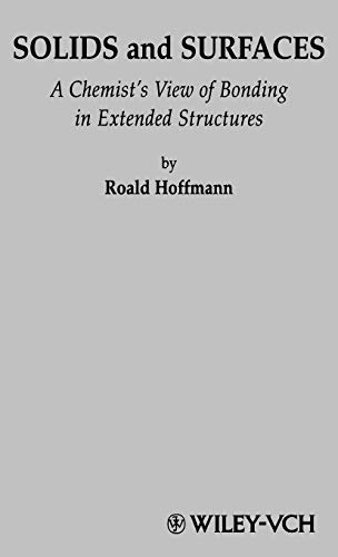 9780471187103: Solids and Surfaces: A Chemist's View of Bonding in Extended Structures