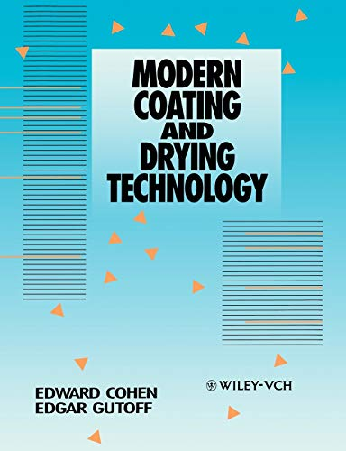 9780471188063: Modern Coating and Drying Technology