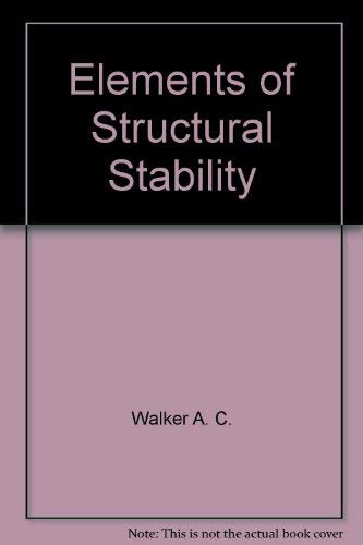 9780471188353: Elements of structural stability