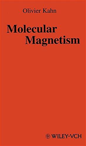9780471188384: Molecular Magnetism