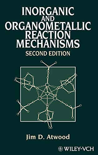 9780471188971: Inorganic and Organometallic Reaction Mechanisms