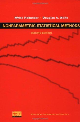 9780471190455: Nonparametric Statistical Methods