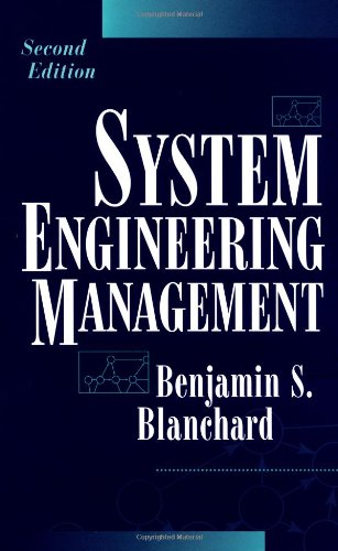 9780471190868: System Engineering Management