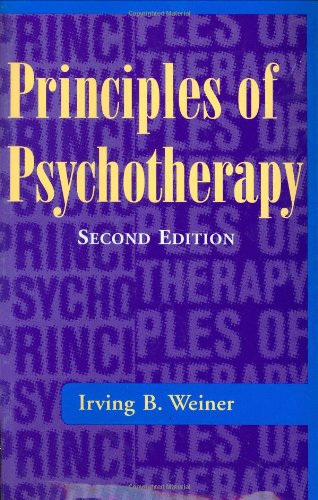 9780471191285: Principles of Psychotherapy