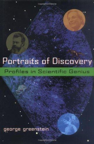 9780471191384: Portraits of Discovery: Profiles in Scientific Genius
